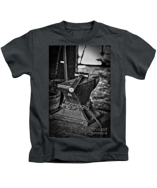 Hammer And Anvil Kids T-Shirt