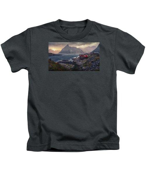Hamnoy Kids T-Shirt