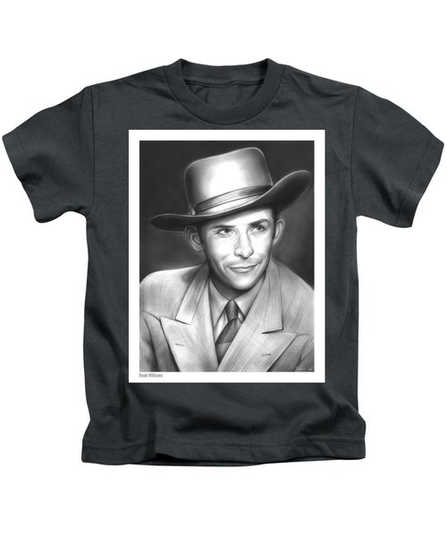 Hank Williams Kids T-Shirt