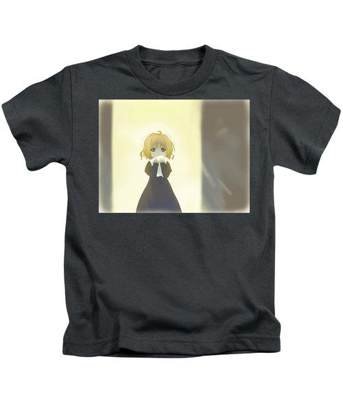 Happy Magarette  Kids T-Shirt