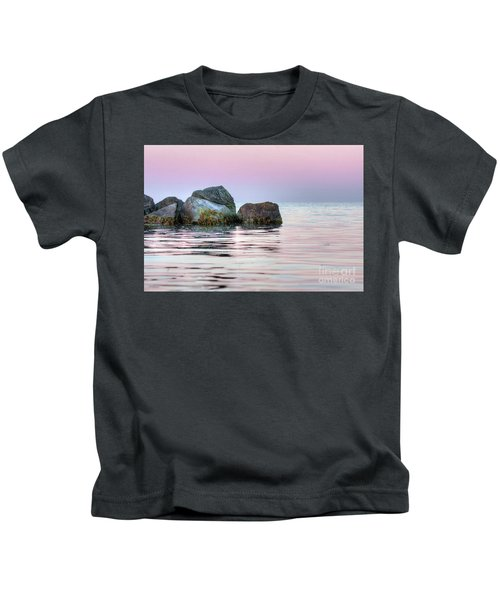 Harbor Breakwater Kids T-Shirt
