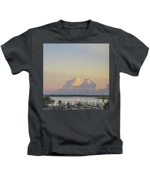 Harbor The Evening Kids T-Shirt
