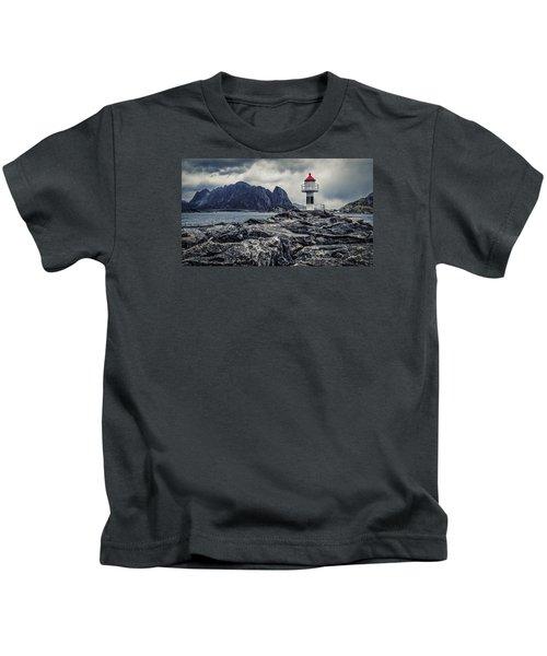 Harbour Lighthouse Kids T-Shirt