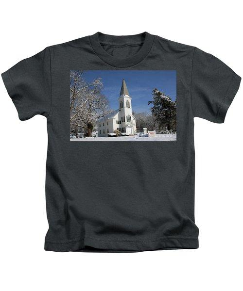 Hauppauge United Methodist Church  Kids T-Shirt