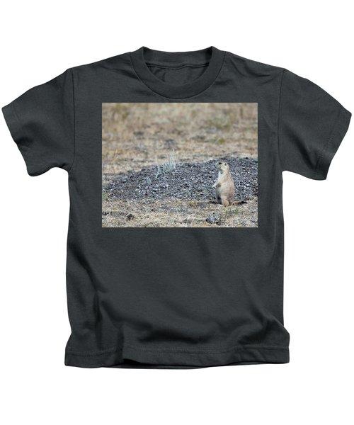 Having A Look Kids T-Shirt