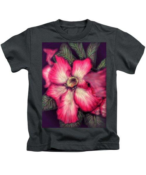 Hawaii Flower Kids T-Shirt