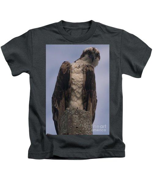 Hawk Attitude Kids T-Shirt