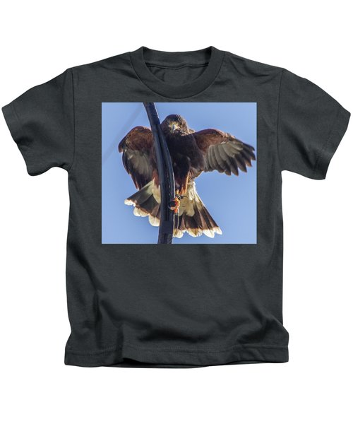 Hawk Watch 6 Kids T-Shirt