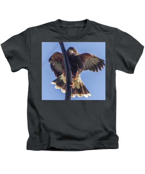 Hawk Watch 6 Kids T-Shirt
