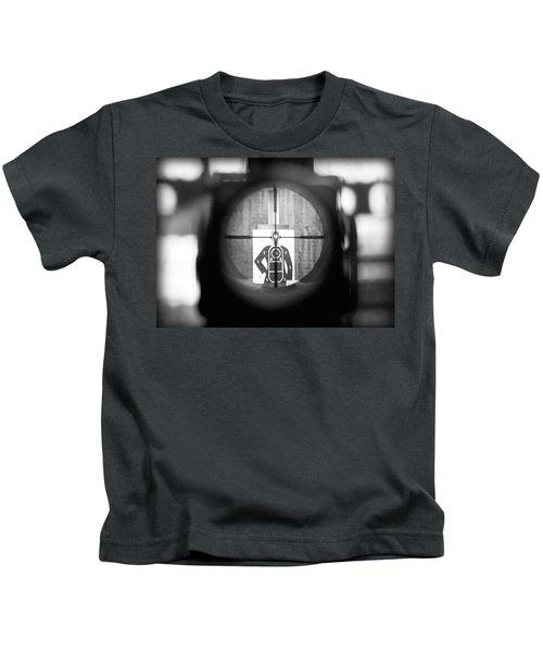 Head Shot Kids T-Shirt