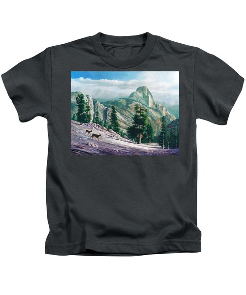 Heading Down Kids T-Shirt
