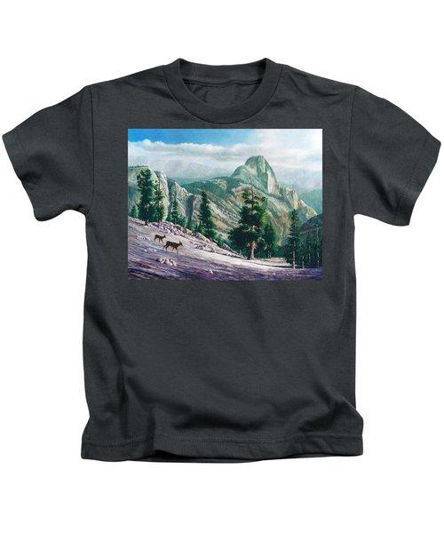 Heading Down Kids T-Shirt