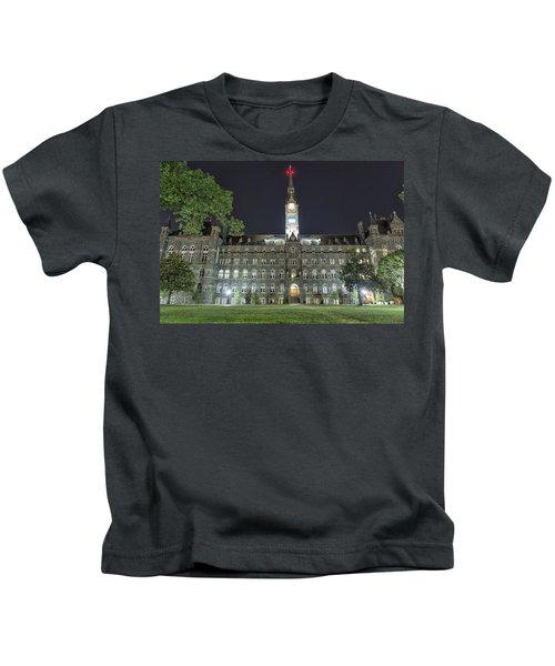 Healy Hall Kids T-Shirt