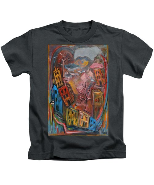 Heart Of The City Kids T-Shirt