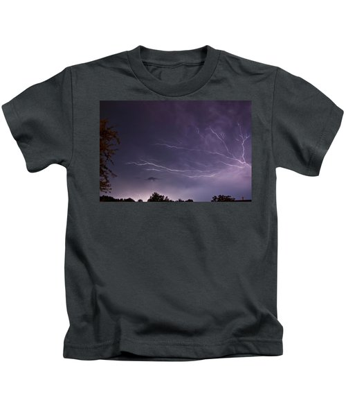 Heat Lightning Kids T-Shirt
