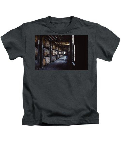 Heaven Hill Barrels  Kids T-Shirt