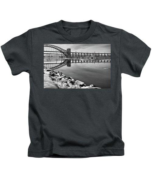 Hellgate Half Reflection Kids T-Shirt