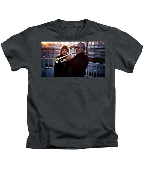 Herb Alpert Kids T-Shirt
