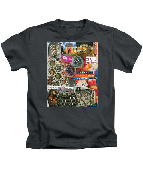 Here There And Everywhere Kids T-Shirt