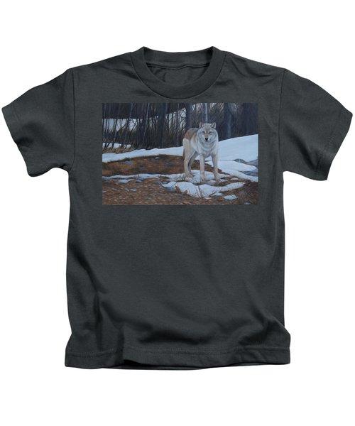 Hesitation Kids T-Shirt