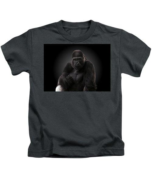 Hey There - Gorilla Kids T-Shirt