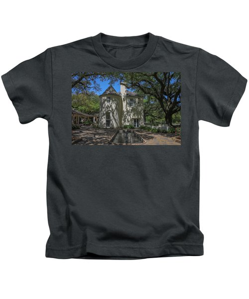 Heyman House Fountain Kids T-Shirt