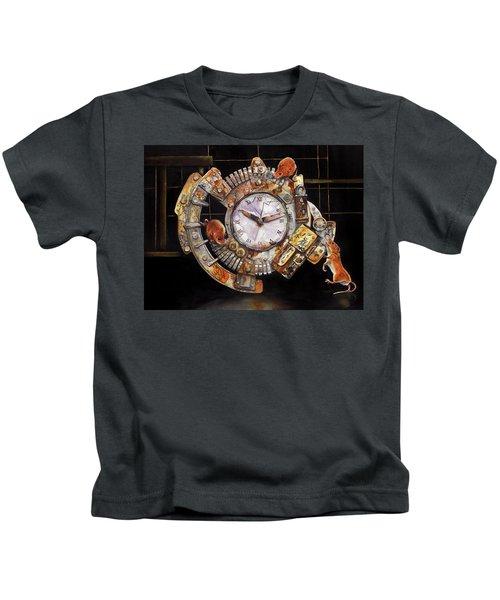 Hickory Dickory Dock Kids T-Shirt