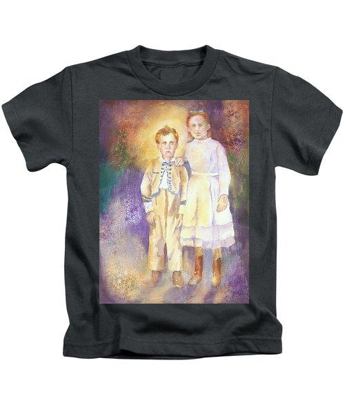 Hidden Treasures Kids T-Shirt