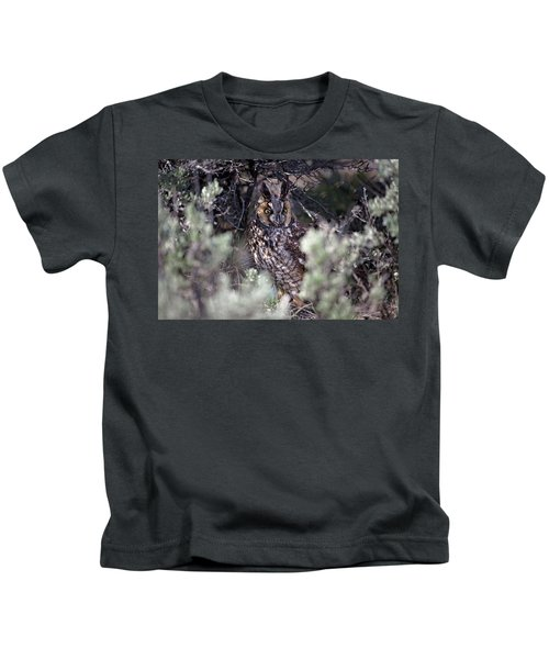 Hide And Seek Kids T-Shirt