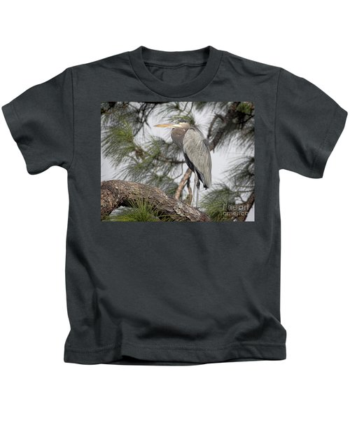 High In The Pine Kids T-Shirt