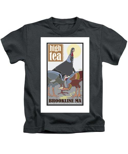 High Tea Kids T-Shirt