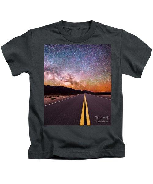 Highway To Heaven Kids T-Shirt