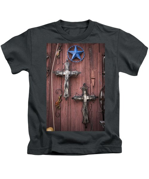 Hill Country Crosses Kids T-Shirt