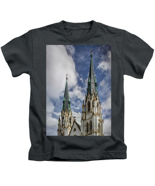 Historic Architecture Kids T-Shirt