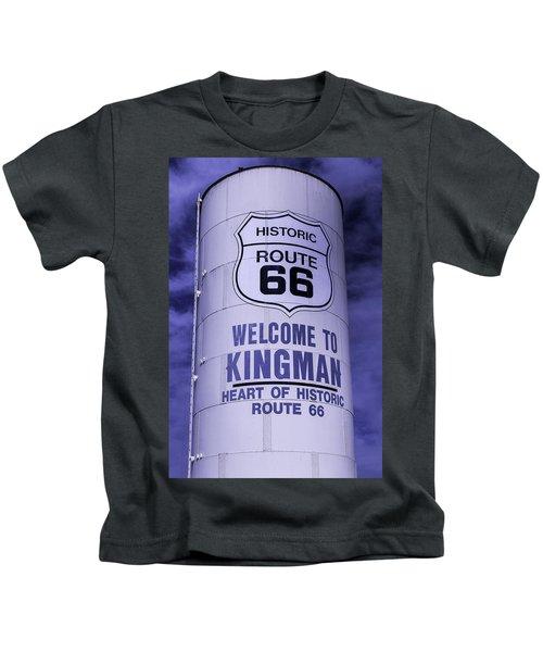 Historic Route 66 Kids T-Shirt