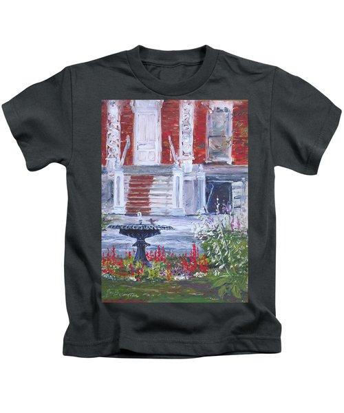 Historical Society Garden Kids T-Shirt