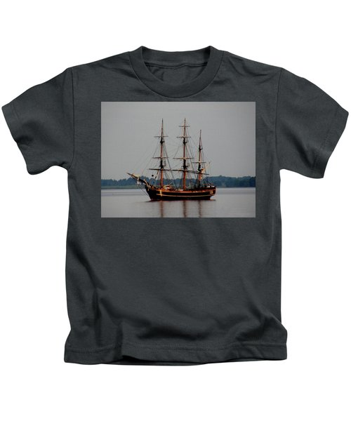 Hms Bounty  Kids T-Shirt