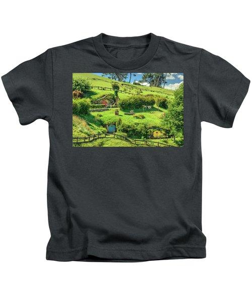 Hobbit Hills Kids T-Shirt