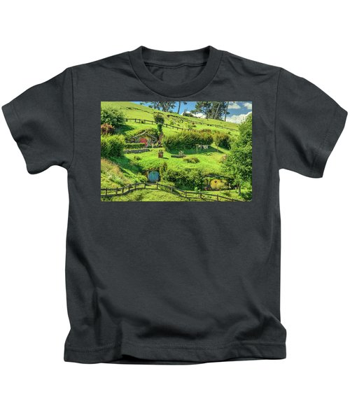 Hobbit Hills Kids T-Shirt
