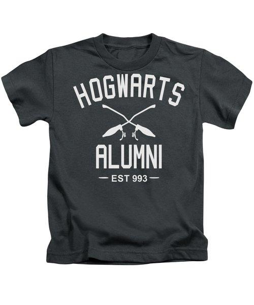 Hogwarts Alumni Kids T-Shirt