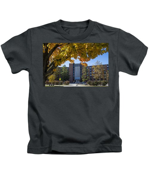 Holden Hall Cropped  Kids T-Shirt