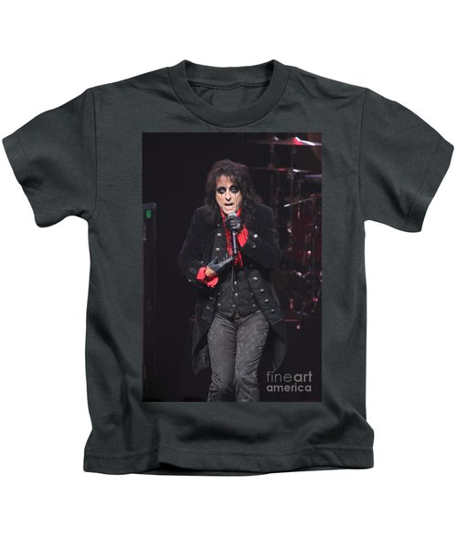 Hollywood Vampires Alice Cooper Kids T-Shirt