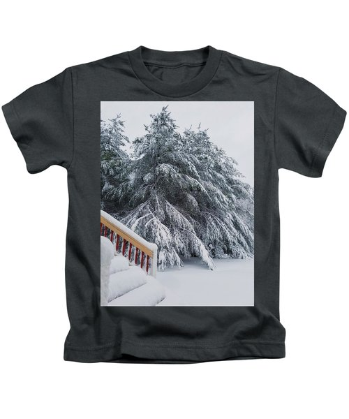 Home For The Blizzard Kids T-Shirt