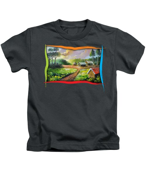 Home In My Dreams Kids T-Shirt
