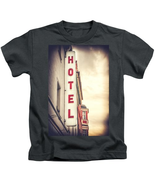 Home Is Home Kids T-Shirt