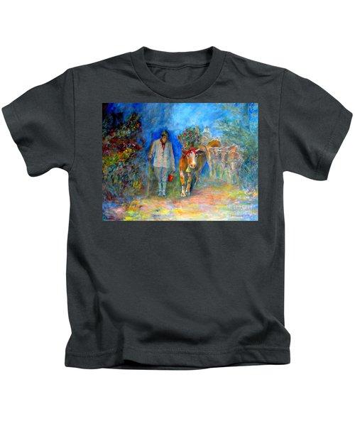 Homeland Museum Kids T-Shirt