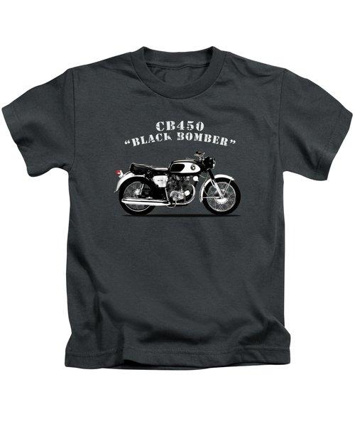 Honda Cb450 1965 Kids T-Shirt