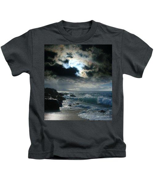 Hookipa Waiola  O Ka Lewa I Luna Ua Paaia He Lani Maui Hawaii  Kids T-Shirt