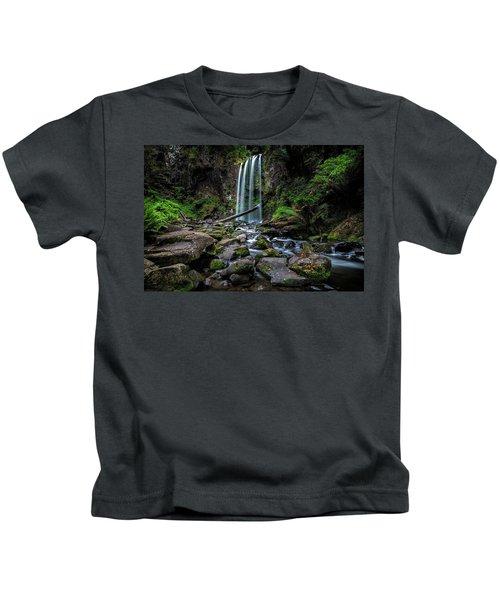 Hopetoun Falls Kids T-Shirt