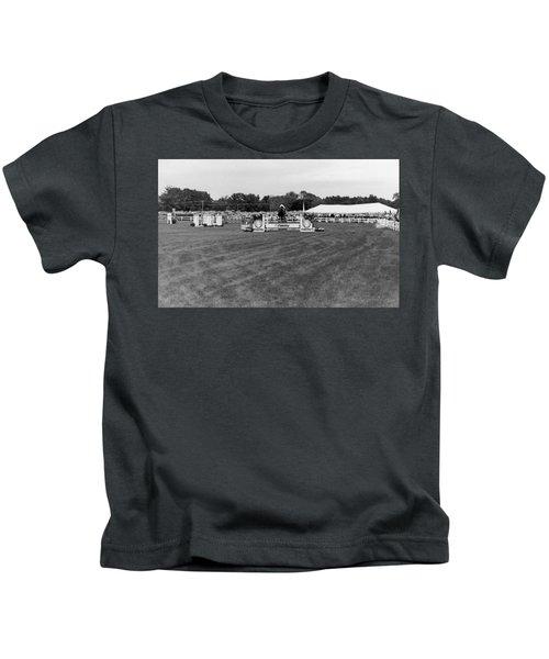 Horse Show  Kids T-Shirt